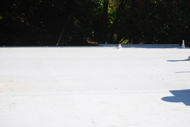 image of Sample of IB Roofing in White